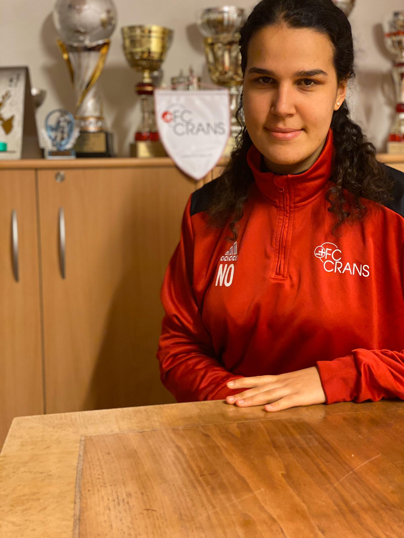 Nora Ouriaghli