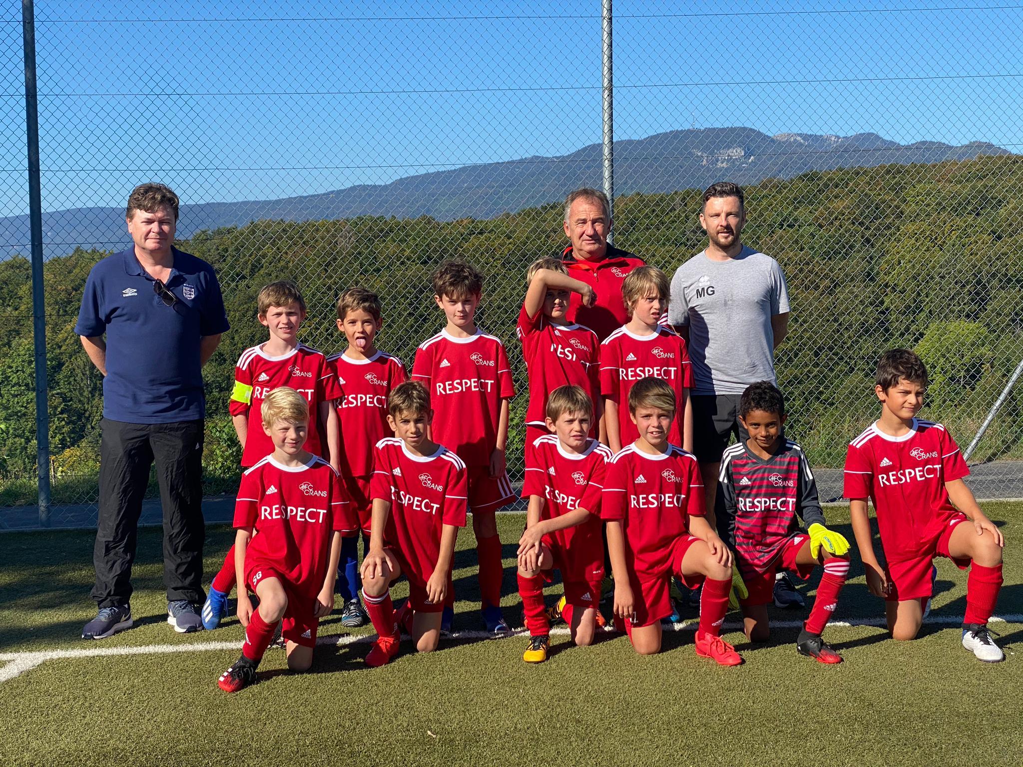 FC Crans Juniors E3