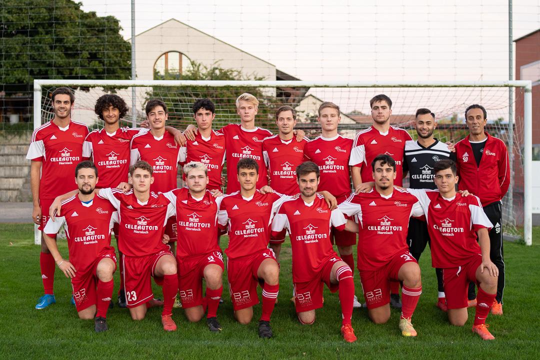 FC Crans Deuxième Equipe