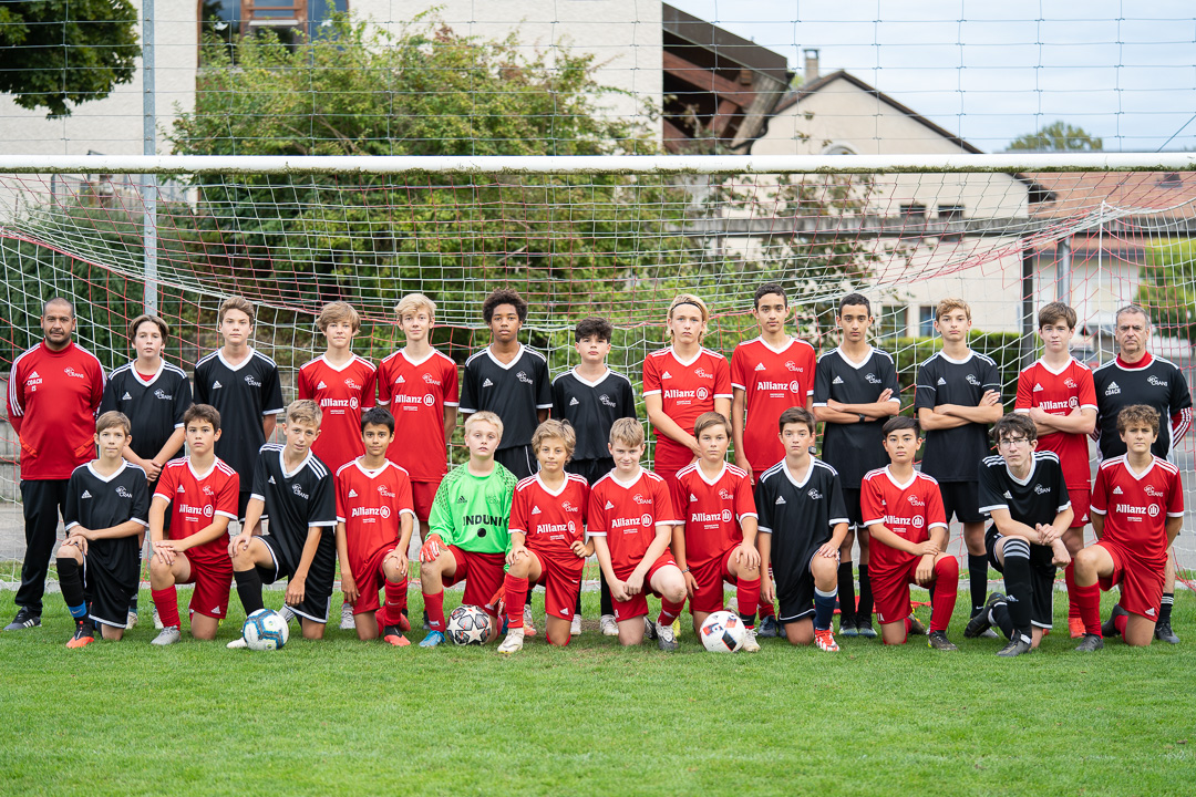 FC Crans Juniors C