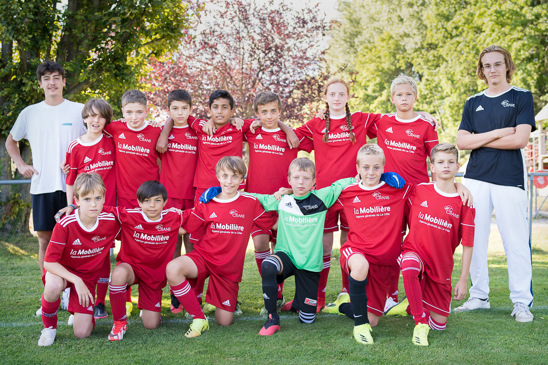 FC Crans Juniors D1