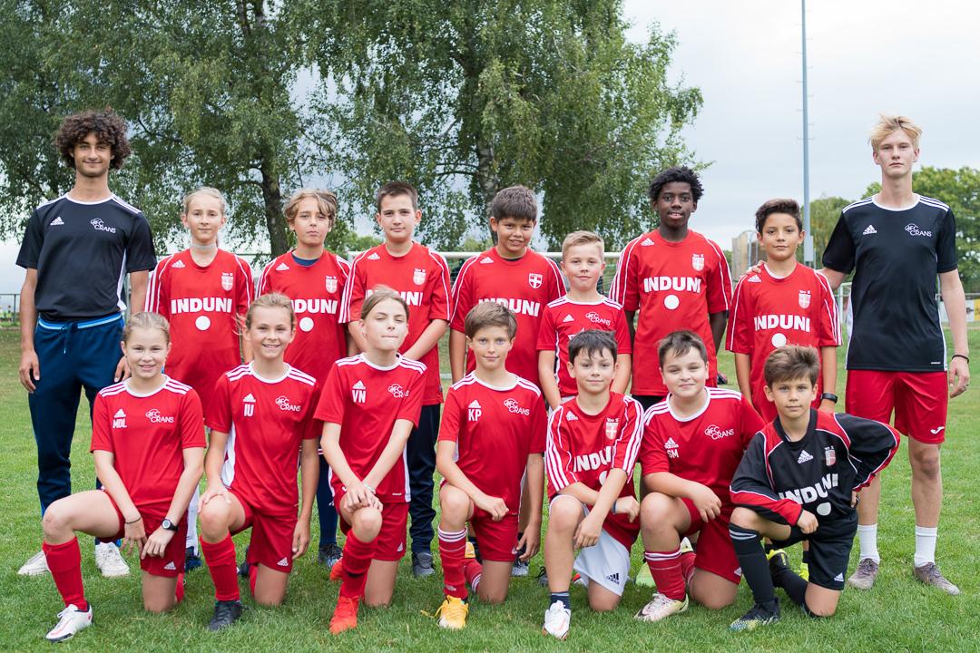 FC Crans Juniors D3
