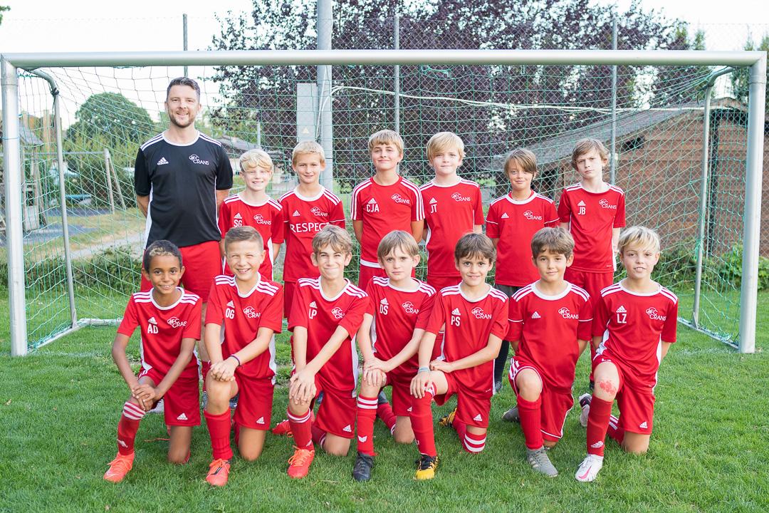 FC Crans Juniors E1
