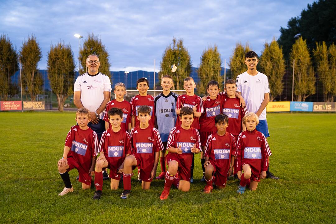 FC Crans Juniors E2
