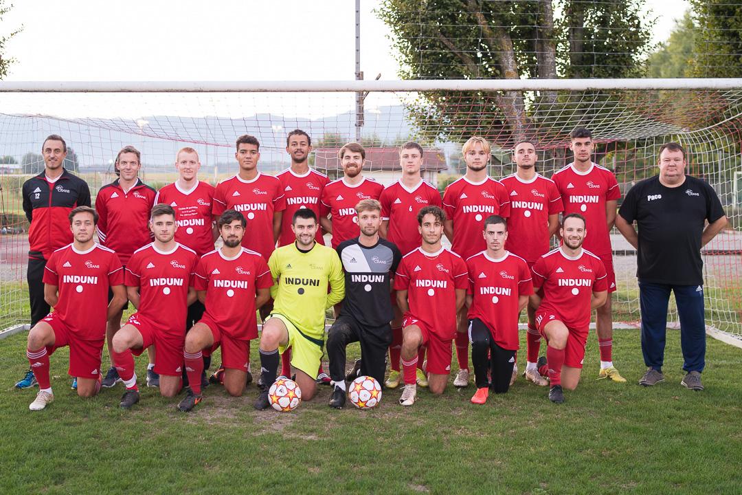 FC Crans Première Equipe